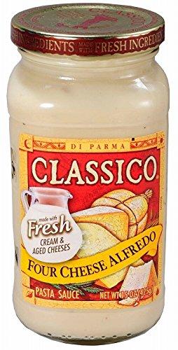 ハインツ クラシコ 4チーズアルフレッド 420g×12個