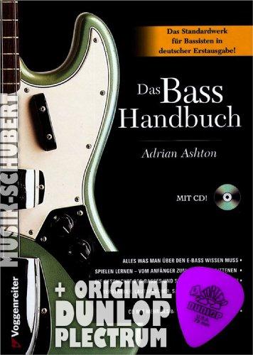 El Bass manual (CD +) púa (tapa dura) - estándar para obtener...