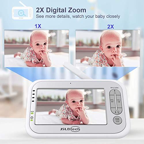 JSLBtech Monitores de vídeo