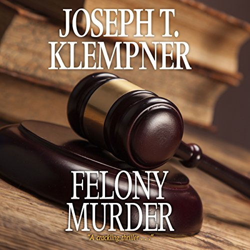 Felony Murder audiobook cover art
