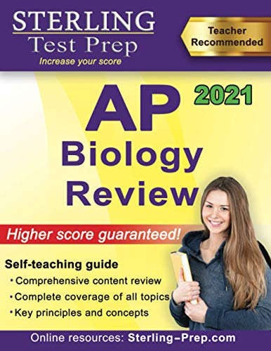 Sterling Test Prep AP Biology Review: Complete Content Review