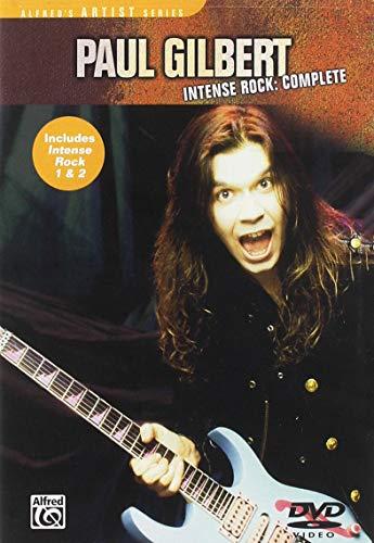 Paul Gilbert -- Intense Rock Complete: DVD