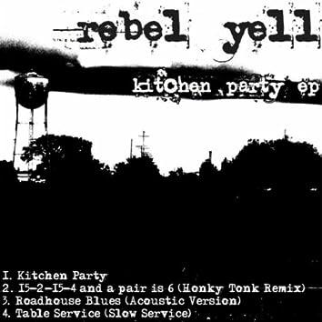 KITCHEN PARTY - EP