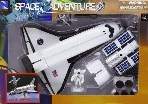 Toyland NewRay Space Adventure Modell Kit - Weltraum-Shuttle