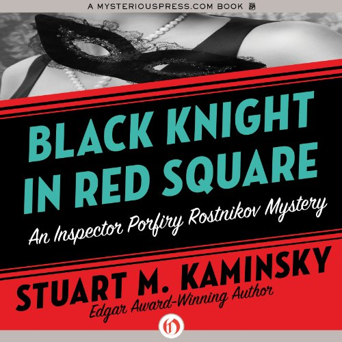 Black Knight in Red Square audiobook cover art