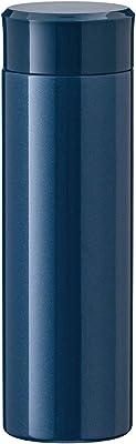 Atlas(アトラス) 水筒 500ml 【Airlist】 超軽量 真空 断熱 2重構造 ダブル ステンレス マグボトル 国内最軽量クラス 高級ステンレス SUS316使用 ネイビー ARSS-500NV