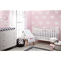 Little Love by NoJo 5 Piece Comforter Set (Hugs and Kisses)