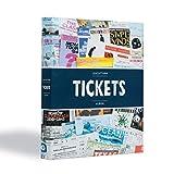 Album für 156 Eintrittskarten: Album für 156 Eintrittskarten und Tickets