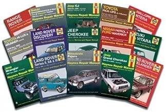 Haynes Repair Manuals 72037 Nissan Pathfinder 05-14