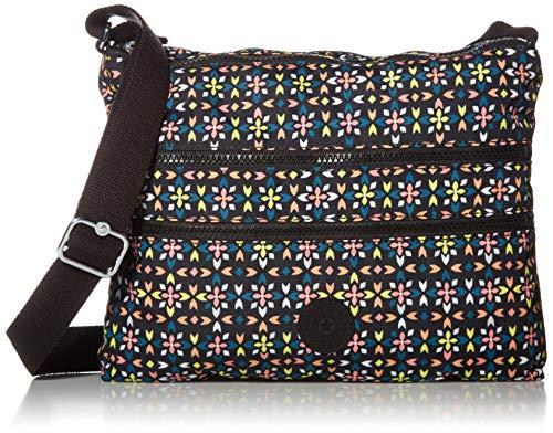 Kipling Alvar Crossbody Bag, Floral Mozzaik