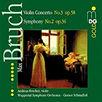 Violin Concerto 3 / Symphony 2