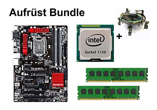 Aufrüst Bundle - Gigabyte Z97X-SLI + Intel Core i3-4340 + 8GB RAM #151002