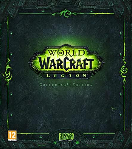 World of Warcraft : Legion - édition collector - PC - [Edizione: Francia]