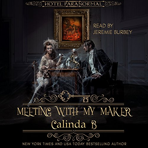 Meeting with My Maker audiobook cover art