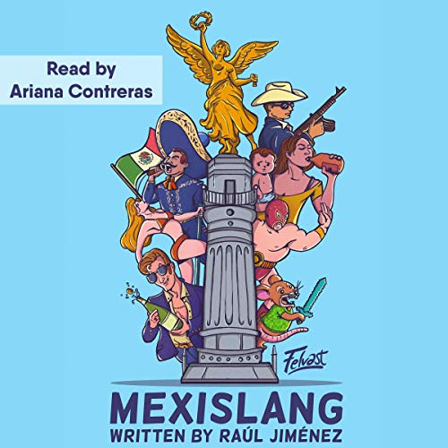 Mexislang audiobook cover art