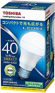 東芝ライテック LED電球40W LDA4N-G-K/40W