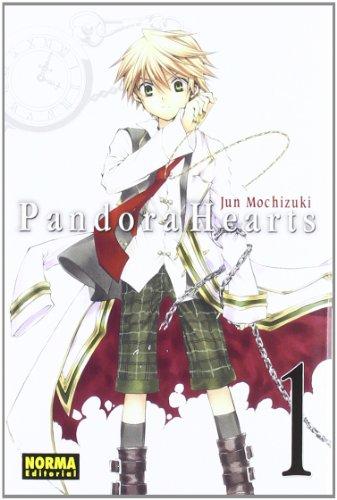Pandora Hearts 1