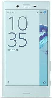 Sony Xperia X Compact F5321 32GB 4.6 Inch 23MP 4G LTE FACTORY UNLOCKED - International Stock No Warranty (MIST BLUE)