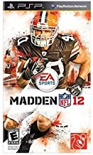 Electronic Arts Madden NFL 12 PSP