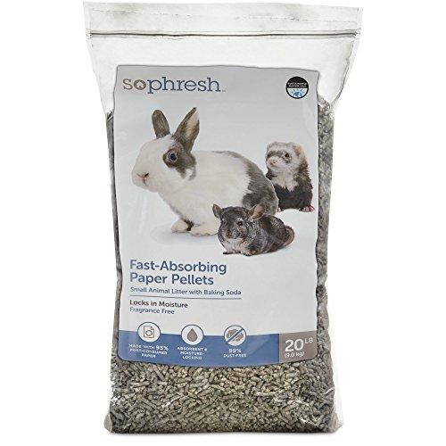 So Phresh Paper Pellet Small Animal Litter, 20 lbs