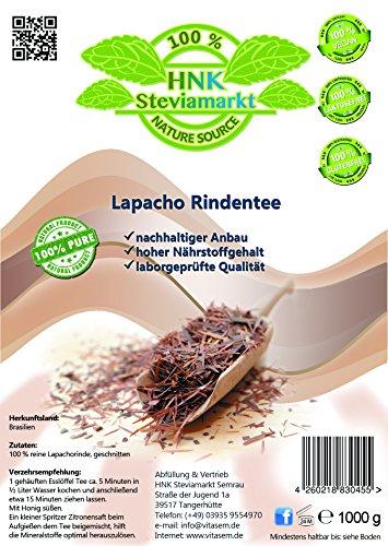 Lapacho Tee, Iperoxo, Tahebo (Brasilien), 1er Pack (1 x 1 kg)