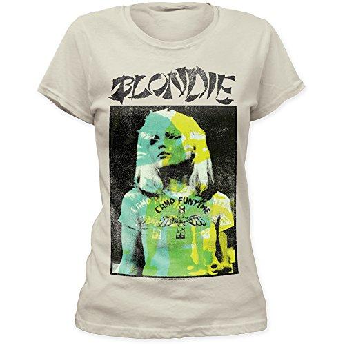 Impact Blondie Bonzai Women's tee Vintage-White X-Large