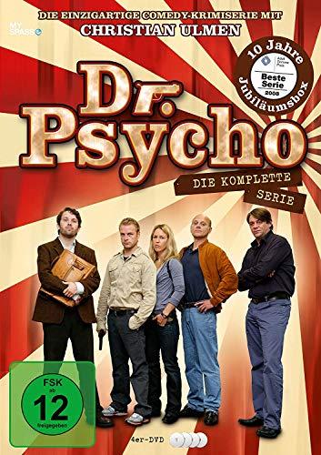 Ulmen, C: Dr.Psycho Box [4 DVDs]