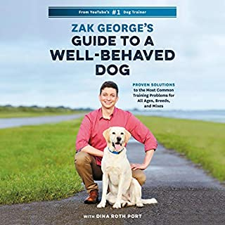 Zak George's Guide to a Well-Behaved Dog cover art