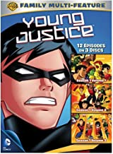 Young Justice: 3 Pack of Fun (RPKG/DVD)