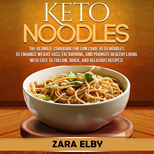Keto Noodles  By  cover art