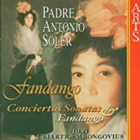 Fandango by DUO URIARTE & MRONGOVIUS (1999-07-13)