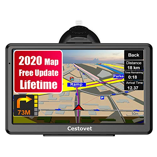 Lowest Prices! GPS Navigation for Car, 7 Inch HD Touch Screen GPS Navigation System Voice Broadcast ...