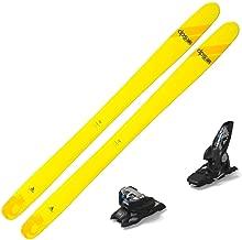 2020 DPS Wailer 112 RP Alchemist Skis w/Marker Griffon 13 ID Bindings
