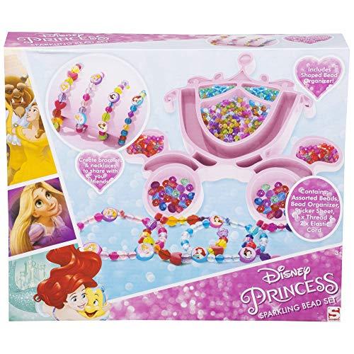 Disney Princess – Kit Créatif de Bracelets en Perles
