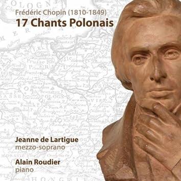 Frédéric Chopin: 17 Chants Polonais