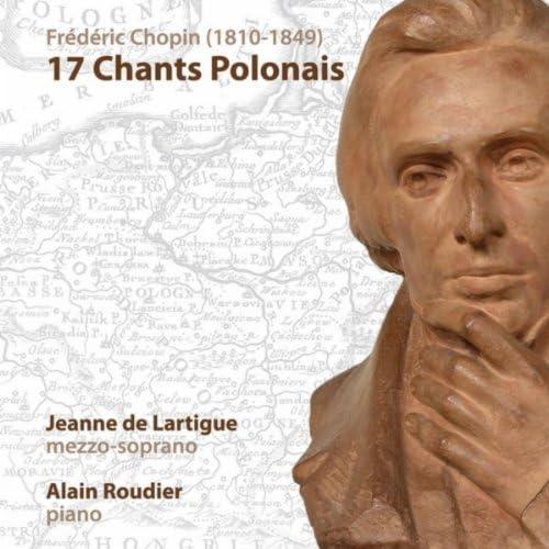 Jeanne de Lartigue & Alain Roudier