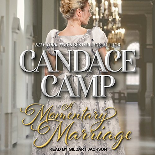 A Momentary Marriage audiobook cover art