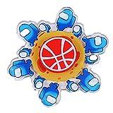 NIDONE Pinner Spinner Spinners Spinners Dedo Spinner de Dedo Relieve de estrés Partido Favoritos Regalo de cumpleaños para niños Adultos