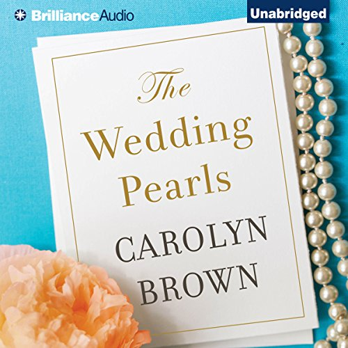The Wedding Pearls audiobook cover art