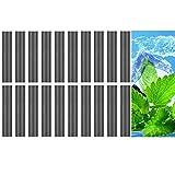 ARASHI プルームテック互換 カートリッジ スーパーハードミント味 メンソール配合 タバコカプセル装着可 改良版 20個入り[808K]