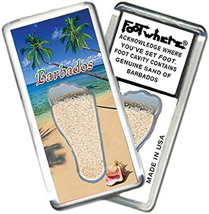 Barbados MOD2 Fridge Magnet Souvenir Magnet Kühlschrank