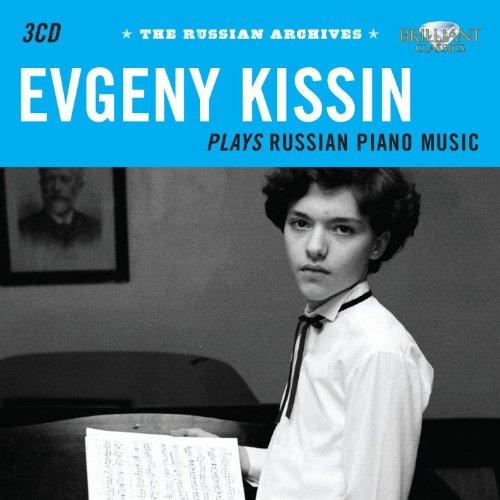 Kissin spielt russiche Klaviermusik