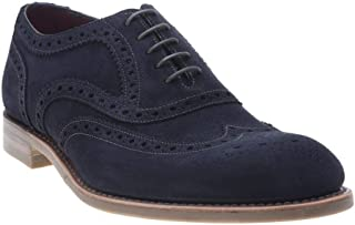 Loake Kerridge Mens Shoes Navy