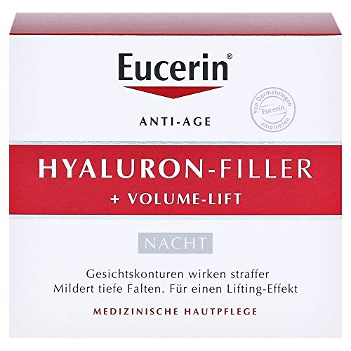 Eucerin Anti-Age Volume-Filler Nachtcreme, 50 ml