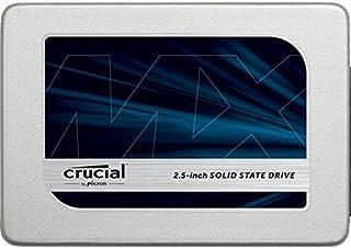 クルーシャル 〔Micron製〕 内蔵SSD 2.5インチ MX300 2TB (3D TLC NAND/SATA6Gbps/3年保証) 国内正規品 7mm/9.5mmアダプタ付属 CT2050MX300SSD1/JP