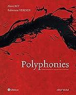 Polyphonies - Formes sensibles du langage et de la peinture d'Alain Rey
