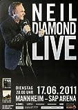 Neil Diamond - Alive and Swinging, Mannheim 2011 »