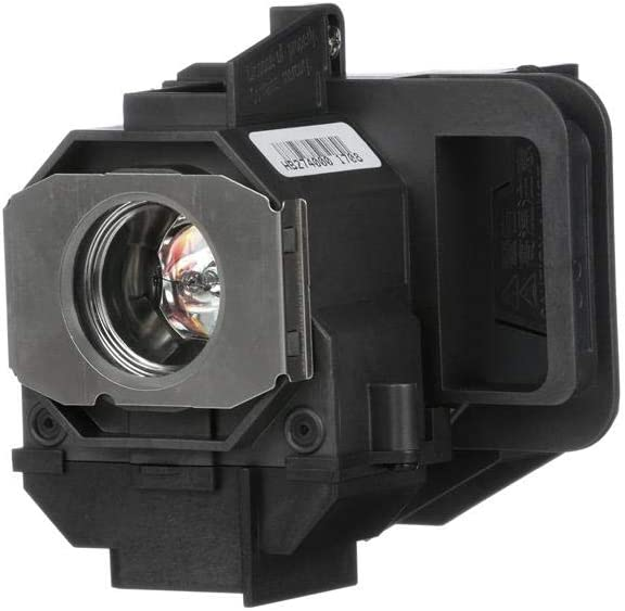 Replacement for EPSON V13H010L49 / ELPLP49 and Other EPSON Model Series, OSRAM P-VIP Brand, Projector Lamp Assembly, 81142