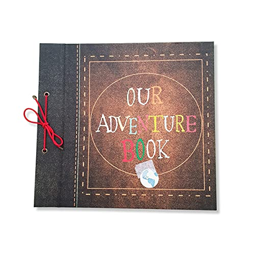 Álbum Our Adventure Book