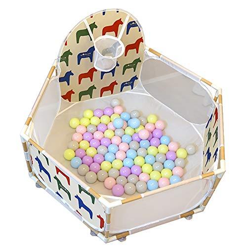 YYHSND Im Freienkinderbetätigkeitszentrum des robusten Spielkoppelsicherheits-Innenkinderkinderbootkugel-Pools Kinderschutz (Color : Style2)